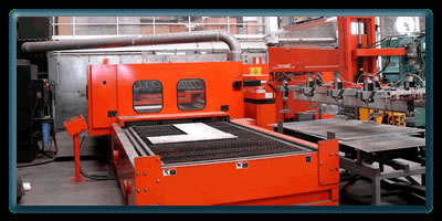 bystronic laser cutting machine